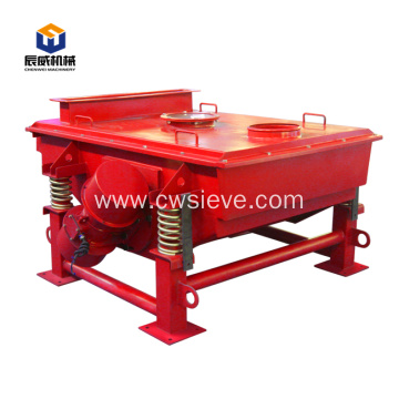 coal mining linear vibrating screen with vibratory motor